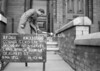 SJ899908A, Ordnance Survey Revision Point photograph in Greater Manchester
