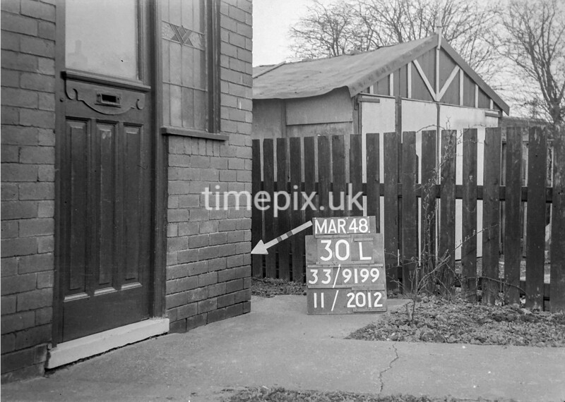 SJ919930L2, Ordnance Survey Revision Point photograph in Greater Manchester