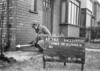 SJ899874A, Ordnance Survey Revision Point photograph in Greater Manchester
