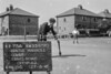 SJ879073A, Ordnance Survey Revision Point photograph in Greater Manchester