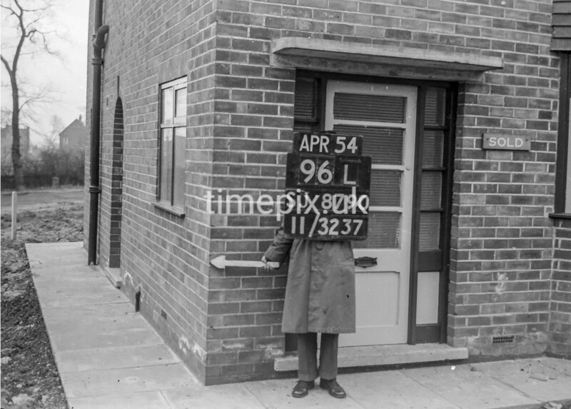 SJ879096L, Ordnance Survey Revision Point photograph in Greater Manchester