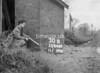 SJ848930B, Ordnance Survey Revision Point photograph in Greater Manchester