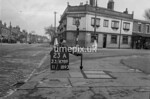 SJ878923A2, Ordnance Survey Revision Point photograph in Greater Manchester