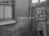 SJ859383A, Ordnance Survey Revision Point photograph in Greater Manchester