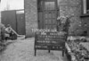 SJ869395A, Ordnance Survey Revision Point photograph in Greater Manchester