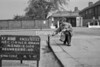 SJ869349B, Ordnance Survey Revision Point photograph in Greater Manchester