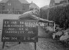 SJ849319B, Ordnance Survey Revision Point photograph in Greater Manchester