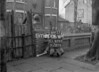 SJ879308B, Ordnance Survey Revision Point photograph in Greater Manchester