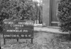 SJ869336C, Ordnance Survey Revision Point photograph in Greater Manchester