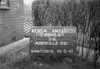 SJ869336A, Ordnance Survey Revision Point photograph in Greater Manchester