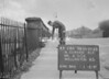 SJ859328A, Ordnance Survey Revision Point photograph in Greater Manchester