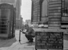 SJ849366D, Ordnance Survey Revision Point photograph in Greater Manchester
