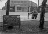 SJ879351A, Ordnance Survey Revision Point photograph in Greater Manchester