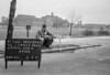 SJ859494A, Ordnance Survey Revision Point photograph in Greater Manchester