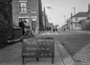 SJ879457B, Ordnance Survey Revision Point photograph in Greater Manchester