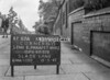 SJ869387A, Ordnance Survey Revision Point photograph in Greater Manchester