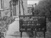 SJ849360A, Ordnance Survey Revision Point photograph in Greater Manchester