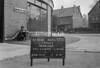 SJ869480B, Ordnance Survey Revision Point photograph in Greater Manchester