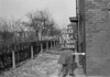 SJ869305A, Ordnance Survey Revision Point photograph in Greater Manchester