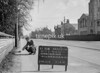 SJ859430A, Ordnance Survey Revision Point photograph in Greater Manchester