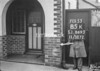 SJ869385K, Ordnance Survey Revision Point photograph in Greater Manchester