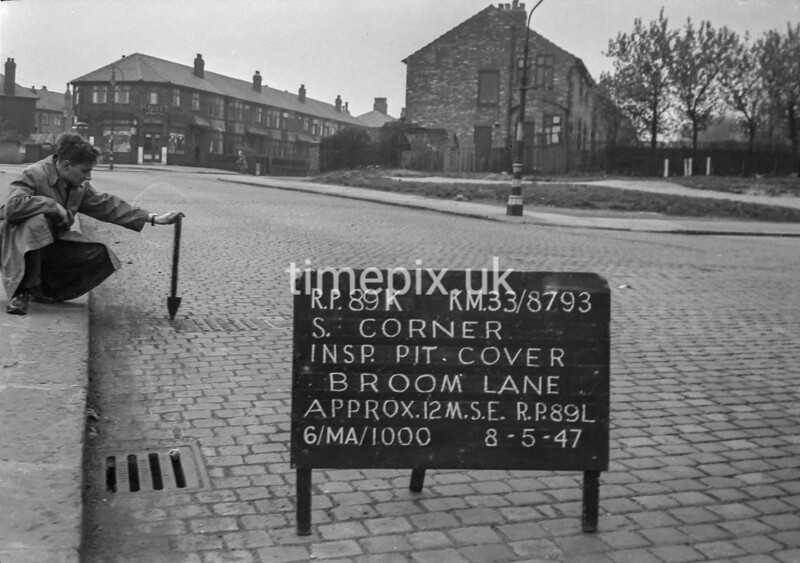 SJ879389K, Ordnance Survey Revision Point photograph in Greater Manchester