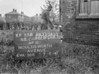 SJ849355B, Ordnance Survey Revision Point photograph in Greater Manchester