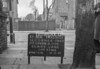 SJ869388A, Ordnance Survey Revision Point photograph in Greater Manchester