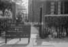 SJ869362A, Ordnance Survey Revision Point photograph in Greater Manchester