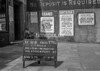 SJ879430B, Ordnance Survey Revision Point photograph in Greater Manchester