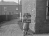 SJ859393K, Ordnance Survey Revision Point photograph in Greater Manchester