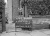 SJ869314B, Ordnance Survey Revision Point photograph in Greater Manchester