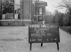 SJ859301K, Ordnance Survey Revision Point photograph in Greater Manchester