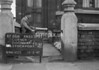 SJ879366A, Ordnance Survey Revision Point photograph in Greater Manchester