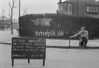 SJ869428B, Ordnance Survey Revision Point photograph in Greater Manchester