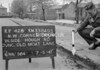 SJ849342B, Ordnance Survey Revision Point photograph in Greater Manchester