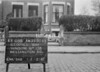 SJ859303S, Ordnance Survey Revision Point photograph in Greater Manchester