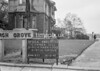 SJ859488A, Ordnance Survey Revision Point photograph in Greater Manchester