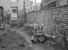 SJ859383B, Ordnance Survey Revision Point photograph in Greater Manchester