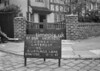 SJ869385A, Ordnance Survey Revision Point photograph in Greater Manchester
