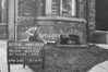 SJ869493A, Ordnance Survey Revision Point photograph in Greater Manchester