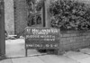 SJ869314L, Ordnance Survey Revision Point photograph in Greater Manchester