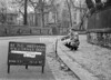 SJ859471C, Ordnance Survey Revision Point photograph in Greater Manchester