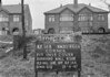 SJ869414B, Ordnance Survey Revision Point photograph in Greater Manchester