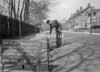 SJ859363A, Ordnance Survey Revision Point photograph in Greater Manchester