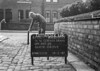 SJ879377L, Ordnance Survey Revision Point photograph in Greater Manchester