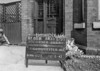 SJ879368B, Ordnance Survey Revision Point photograph in Greater Manchester