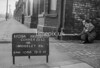 SJ869309A, Ordnance Survey Revision Point photograph in Greater Manchester
