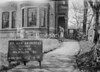SJ859345B, Ordnance Survey Revision Point photograph in Greater Manchester