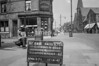 SJ879434B, Ordnance Survey Revision Point photograph in Greater Manchester